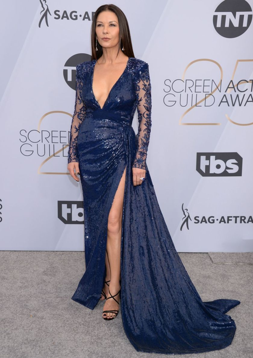 catherine-zeta-jones-at-screen-actors-guild-awards-2019-in-los-angeles-01-27-2019-6