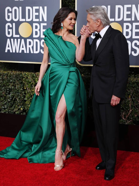 Catherine-Zeta-Jones-Golden-Globes-2019-Michael-Douglas-pictures-latest-news-1675582